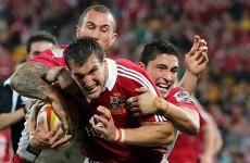 Captain Sam Warburton desperate to tick the box marked 'Lions Series winner'