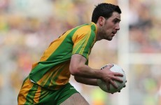McHugh returns for Donegal's Ulster semi as Down are unchanged