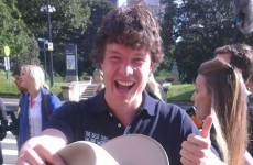 This Irish lad is after winning one of the best jobs in the world...