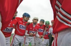 Why were some Cork hurlers over an hour late for match against Clare in February?