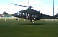 Chopped: GAA pitch will no longer be used as helicopter pad for Cork hospital