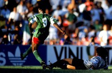 On this night in 1990 you were probably dancing like Roger Milla