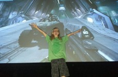 Dad rents cinema out for son's 13th birthday...