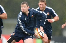O'Driscoll aims to keep it simple while chasing new high at Suncorp