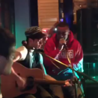 Simon Zebo is at it again, and this time he's ACTUALLY singing