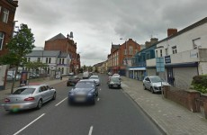 Four men arrested after two males assaulted