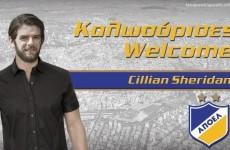 An Irishman abroad: Cillian Sheridan completes move to APOEL Nicosia