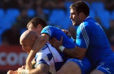 Scotland steal victory over Italy with last minute try