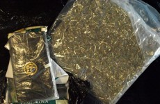 Gardaí seize €1 million worth of cannabis in Dublin