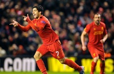 Liverpool in complete control of wantaway striker Luiz Suarez' future