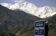 Taliban kills nine foreign tourists in the Pakistani Himalayas