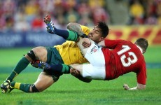 Arrest warrant issued for Australia winger Digby Ioane -- reports