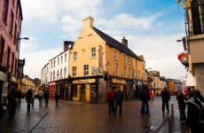 Gardaí make a number of arrests as students celebrate in Galway city