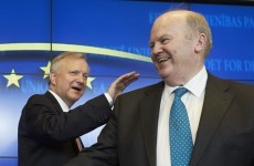 Bank bondholders would be forced to take losses under Noonan plan