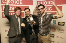 Choice Music Prize winners to donate their €10,000 award to charity