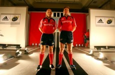 Cork officials searching for site for Ronan O'Gara and Peter Stringer statues