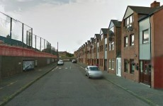 Four petrol bombs thrown on Belfast street