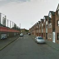 Four petrol bombs thrown on Belfast street