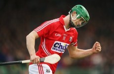 Cork's Seamus Harnedy: 'I get slagging that I'm not as good as the mother'