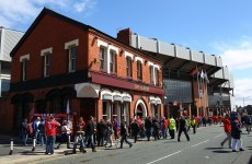 Liverpool reveal Anfield redevelopment plans