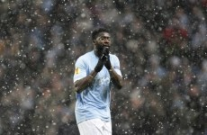 Kolo Touré suspended after failing drugs test