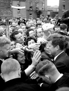 In photos: JFK visits Ireland in 1963