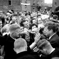 In photos: JFK visits Ireland in 1963
