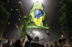 100,000 expected to protest before Brazil match tonight