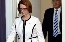 Julia Gillard ousted as Australian prime minister… by the man she replaced