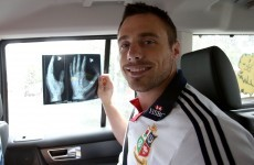 X-ray confirms Tommy Bowe is fighting fit and ready for Second Test call