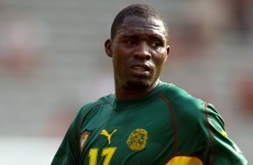 10 years ago today, football lost Marc-Vivien Foe