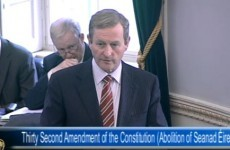 Enda Kenny: 'Genuine Seanad reform would be almost impossible to achieve'