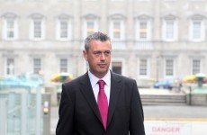'I can no longer perform this task': Colm Keaveney's resignation statement in full