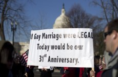 US Supreme Court says law banning benefits for gay couples is unconstitutional