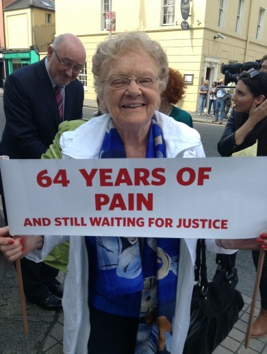 Symphysiotomy survivors want justice for 'barbaric' acts