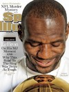 'It was my Michael Jordan moment' -- LeBron makes Sports Illustrated cover for 20th time