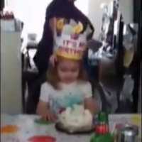 You'll never guess what this little girl wants for her birthday