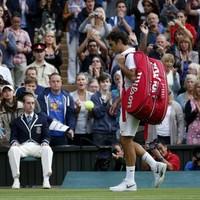 Roger Federer suffers shock Wimbledon defeat