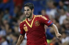 Real Madrid confirm signing of Spanish international Isco