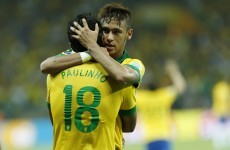 Brazil beat Uruguay to reach Confederations Cup final