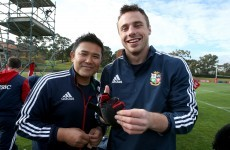 Tommy Bowe starts as Lions ring the changes for 2nd Test with Australia