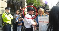Michael Healy Rae owns a pair of Beats by Dre* headphones