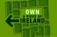 You can now buy your own piece of Ireland from anywhere in the world