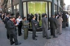 US unemployment rate remains just under 9%