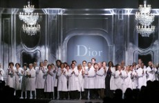 Paris Fashion Week meltdowns at Dior and Balmain