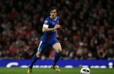 Manchester United make official bid for Leighton Baines