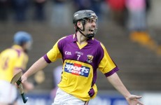 Murphy into midfield Wexford's only change for Carlow clash