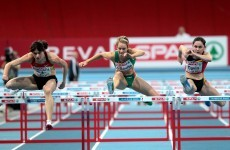 O'Rourke readies herself for European Indoor final