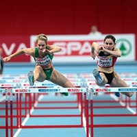 O'Rourke readies herself for European Indoor final