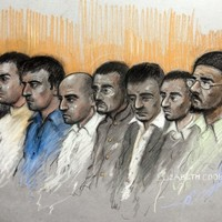 Five members of British paedophile gang jailed for life